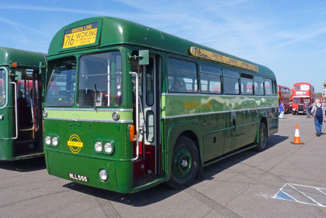 South London Bus Preservation Society TA213 on Route 71, C