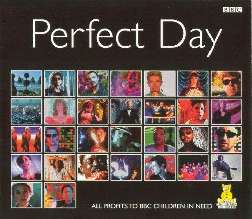 perfect day Lyrics to 'perfect day' by jim jones running streets all day / i've been looking at the stars all night / and i've been thinking how can i get away / and i've.